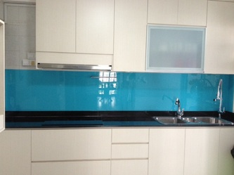 Kitchen Backsplash Singapore tempered glass kitchen backsplash singapore image gallery - hcpr